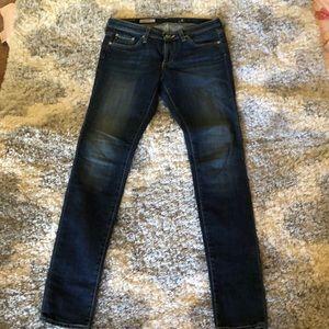 AG ADRIANO GOLDSCHMIED Skinny Denim Jeans